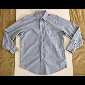 Brooks Brothers Madison Button Shirt Mens Sz 16-35
